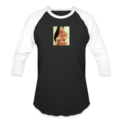 Latinas do it better - Baseball T-Shirt