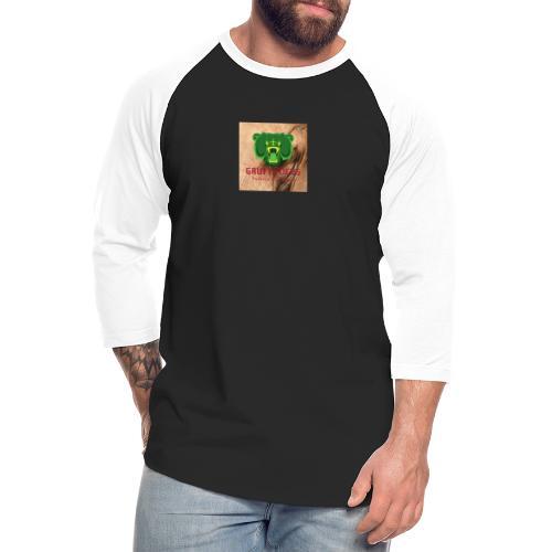 Logo 2 - Unisex Baseball T-Shirt