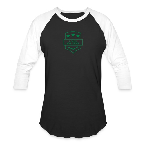 Louis' Bee Army - Baseball T-Shirt