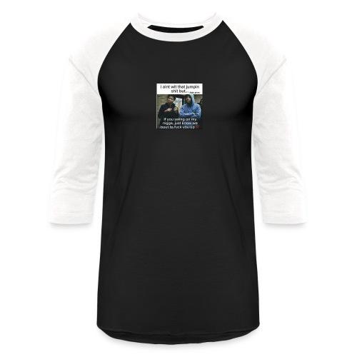 Friends down for friends - Baseball T-Shirt