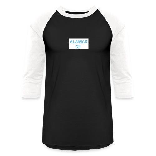 ALAMAK Oi! - Unisex Baseball T-Shirt