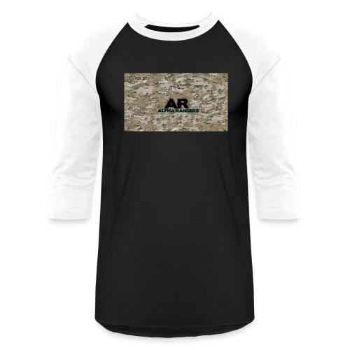 Alpha Ranger Apperal - Baseball T-Shirt