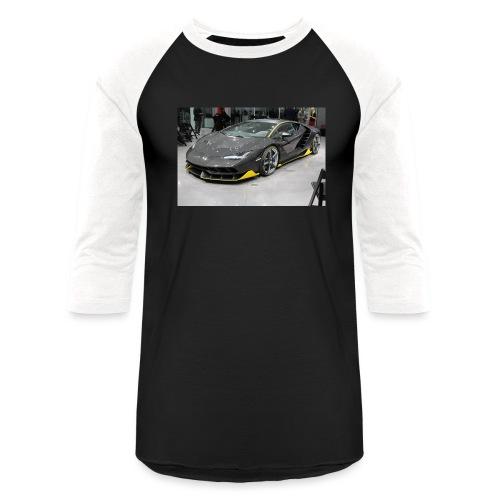 Lamborghini Centenario front three quarter e146585 - Baseball T-Shirt