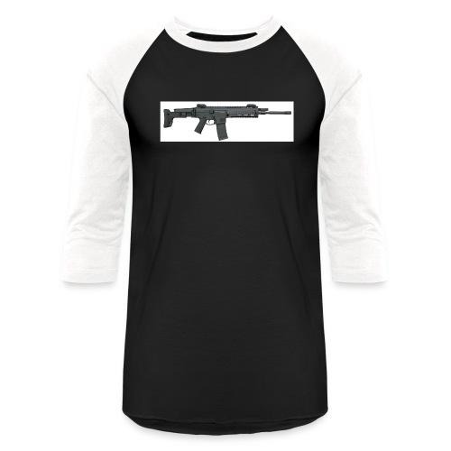 274DCA6D F340 4D0F 85CA FAC6F71A3998 - Unisex Baseball T-Shirt