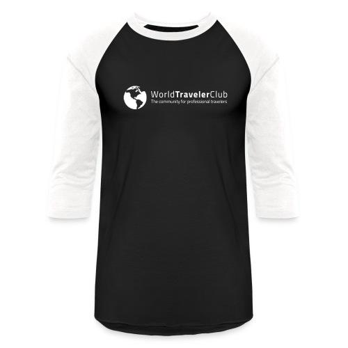 wtc logo - Unisex Baseball T-Shirt