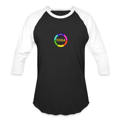 6 ways of Yoga - Baseball T-Shirt