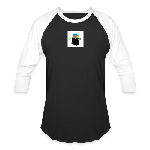 android man yo - Baseball T-Shirt