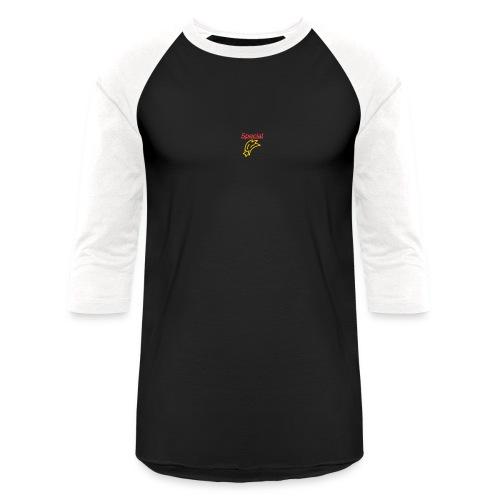 Special Star Design - Unisex Baseball T-Shirt