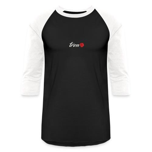 tshirt white vector - Baseball T-Shirt