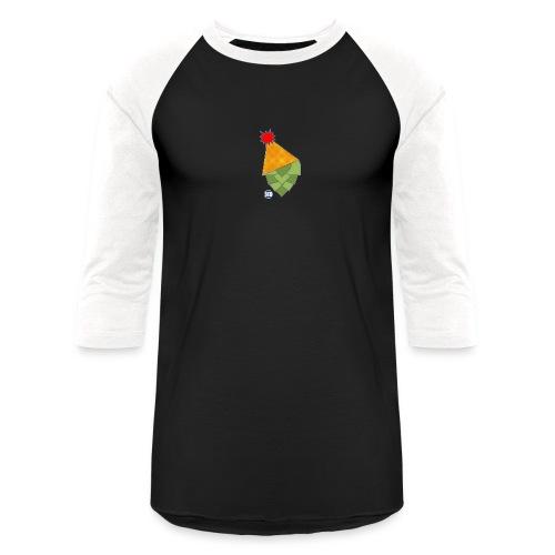 Hoppy Brew Year - Unisex Baseball T-Shirt