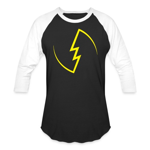 Electric Spark - Baseball T-Shirt
