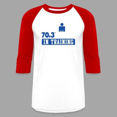 70.3 Taupo alt - Baseball T-Shirt