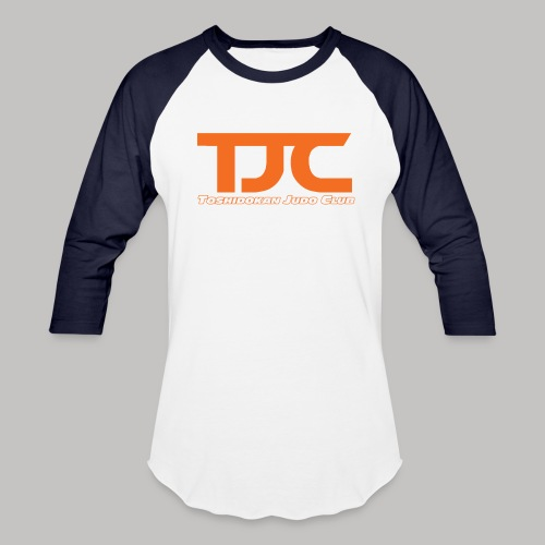TJCorangeBASIC - Baseball T-Shirt