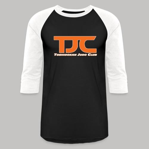 TJCorangeBASIC - Unisex Baseball T-Shirt