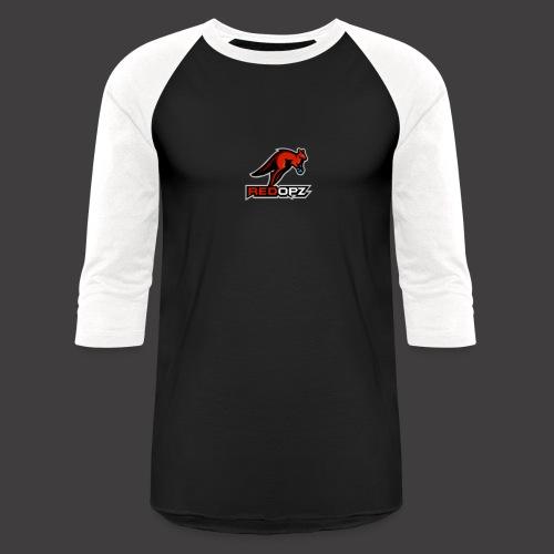 RedOpz Basic - Unisex Baseball T-Shirt