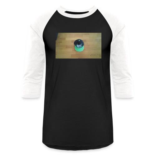 Hat boy - Unisex Baseball T-Shirt
