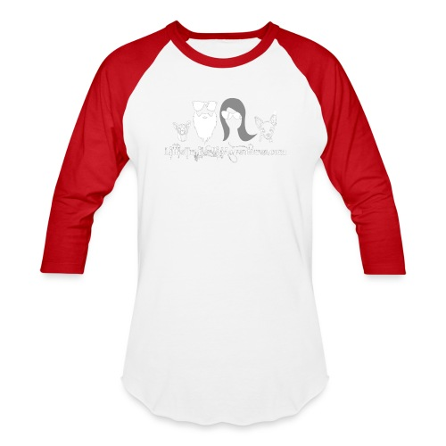LTBA Head Shots - Baseball T-Shirt