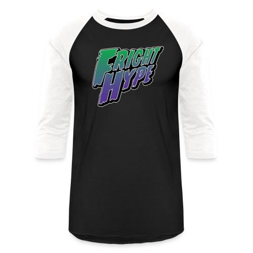 Fright Hype - Unisex Baseball T-Shirt