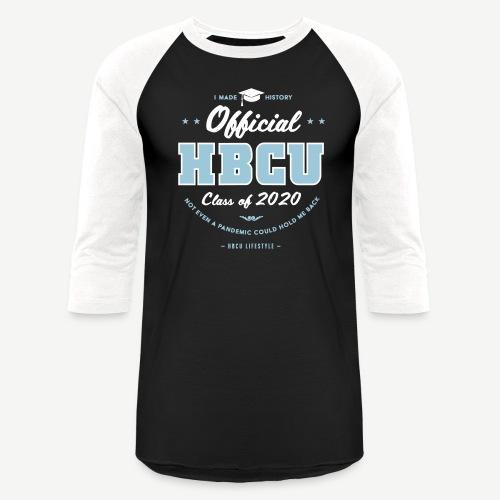 HBCU Graduating Class of 2020 - Baseball T-Shirt