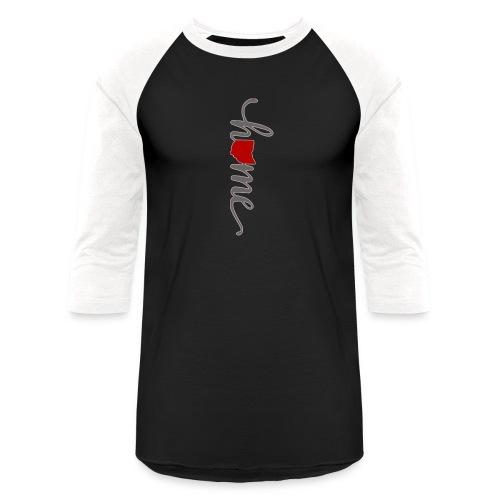 Home Heart Ohio - Baseball T-Shirt