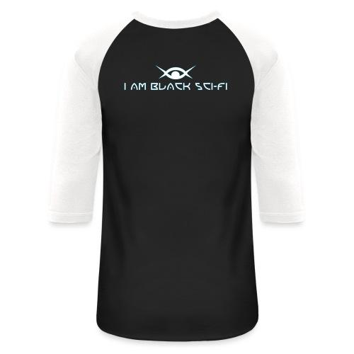 IAMBSF Logo and Text png - Baseball T-Shirt