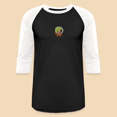 Rockhound reduce size4 - Unisex Baseball T-Shirt