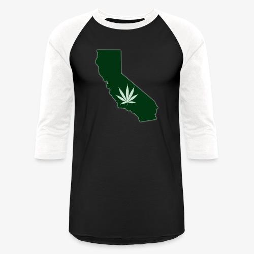weed - Unisex Baseball T-Shirt