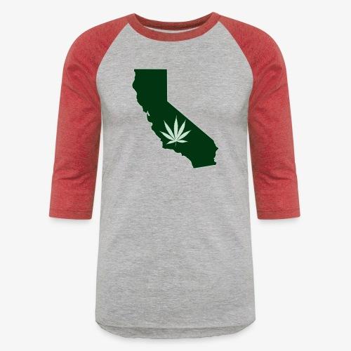 weed - Baseball T-Shirt
