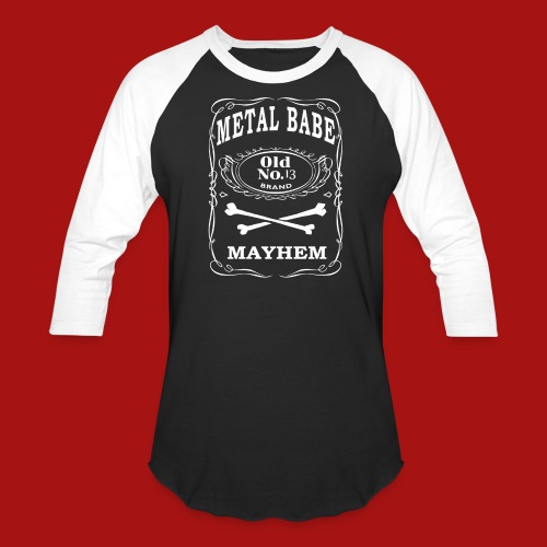 MBJD - Unisex Baseball T-Shirt