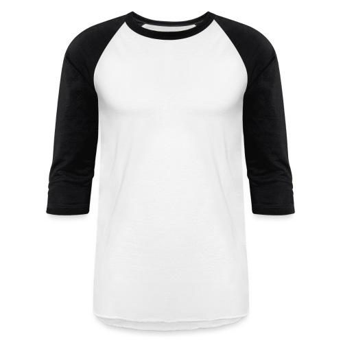 Honor The Craft Text on B - Baseball T-Shirt