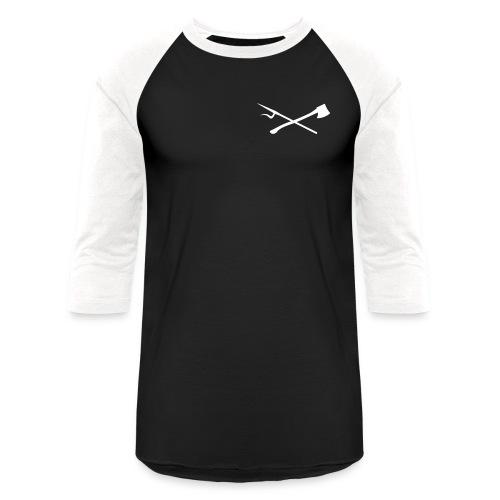 Axe Wite - Unisex Baseball T-Shirt