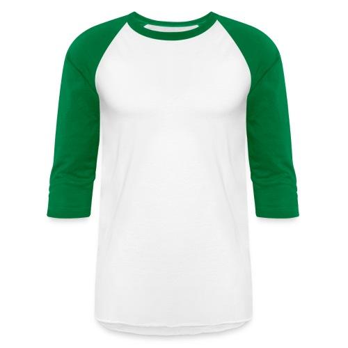 Mount ZION Awaits - Unisex Baseball T-Shirt