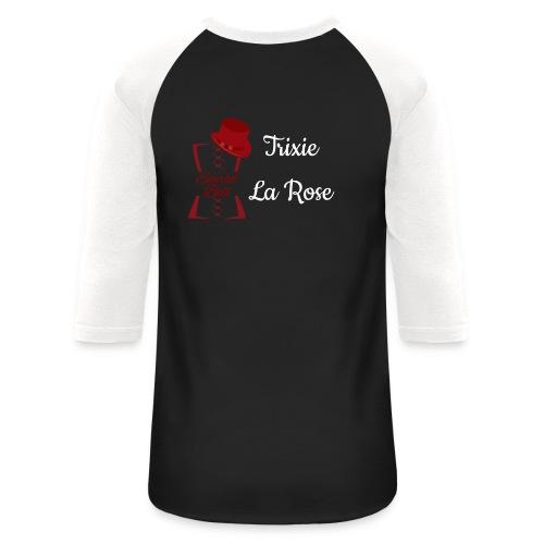 Trixie - Unisex Baseball T-Shirt