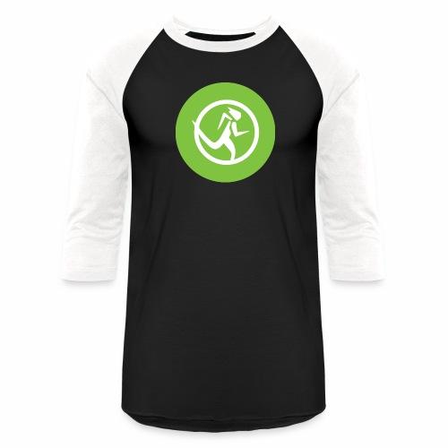 chirunning shirt-front - Baseball T-Shirt
