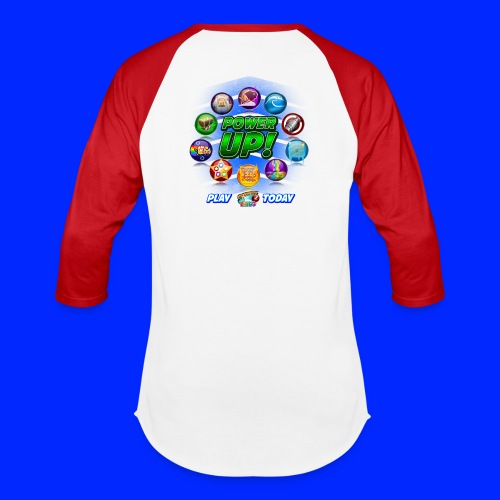 Vintage Cannonball Bingo Power-Up Tee - Baseball T-Shirt