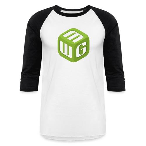 MiniWarGaming T-Shirt (L) Men's Fruit of the Loom - Baseball T-Shirt