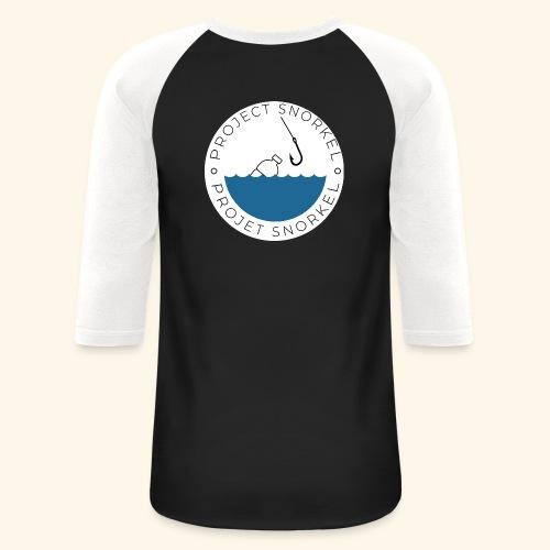 Projet/Project Snorkel - Baseball T-Shirt