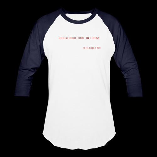 Shirt 1 DARK png - Unisex Baseball T-Shirt
