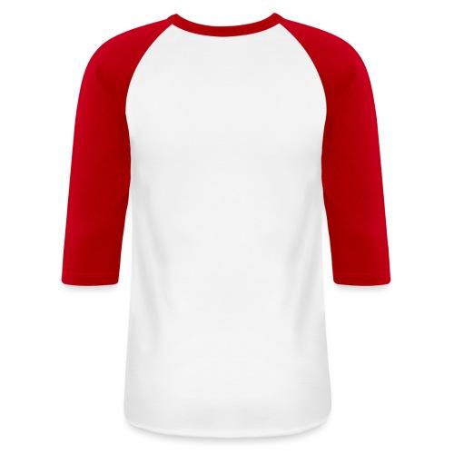 Keep Calm & MUSH On - Baseball T-Shirt