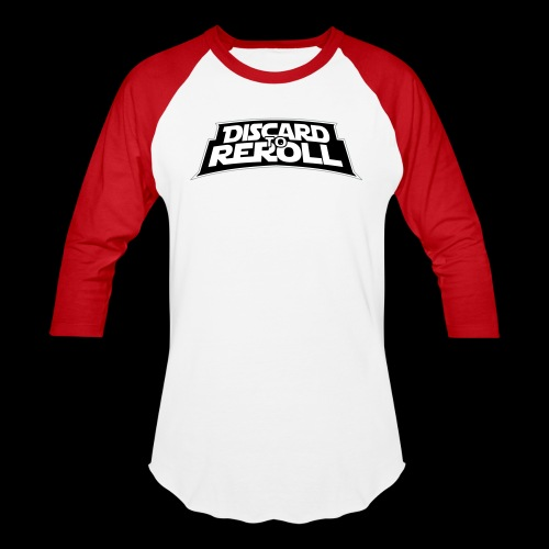 Discard to Reroll: Reroller Swag - Baseball T-Shirt