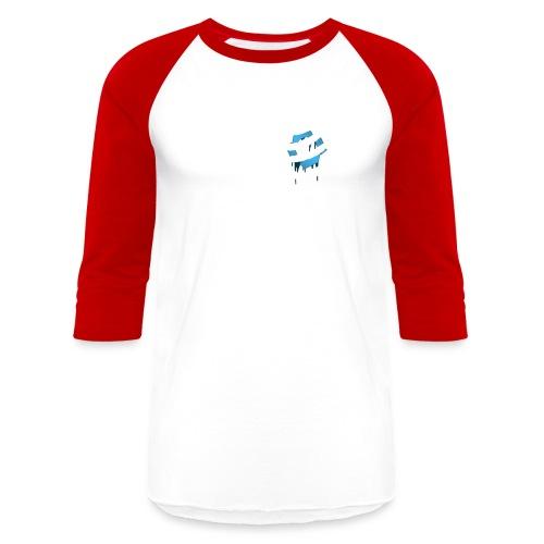 jrribcmyk - Unisex Baseball T-Shirt