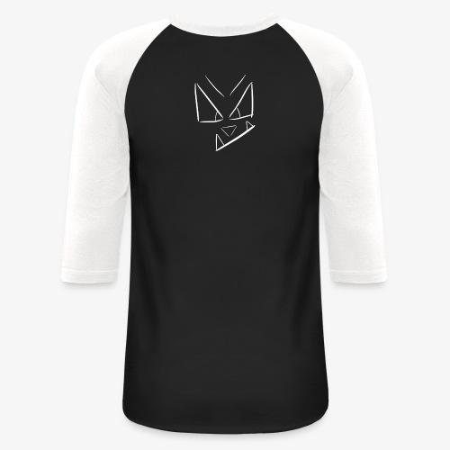Jaydethaniel's written symbol (Transparent) - Baseball T-Shirt