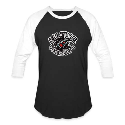 Kfree Blackliner2 - Baseball T-Shirt
