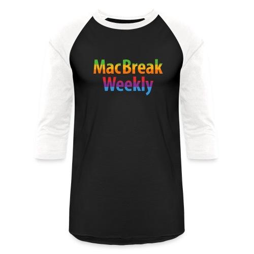 MacBreak Weekly Podcast - Baseball T-Shirt