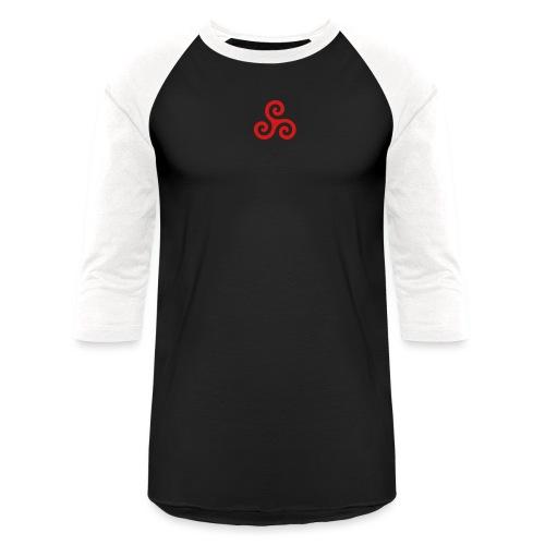 BDB1 Symbol - Unisex Baseball T-Shirt