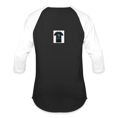 Thebeast tshirt - Unisex Baseball T-Shirt