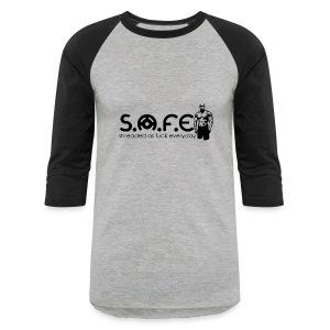 S.A.F.E (Sherdded Brand) - Baseball T-Shirt