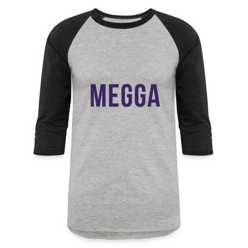Megga - Baseball T-Shirt