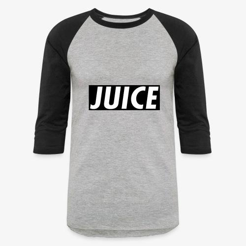 JUICE black preview - Baseball T-Shirt