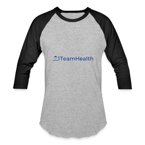 1TeamHealth Simple - Baseball T-Shirt